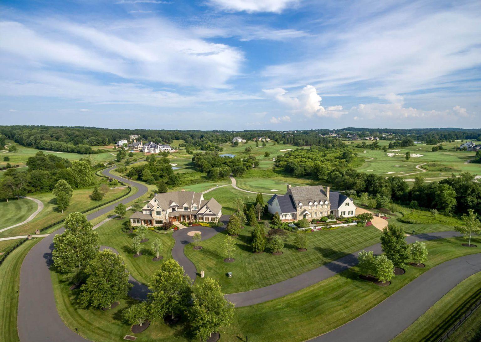 custom estate homes